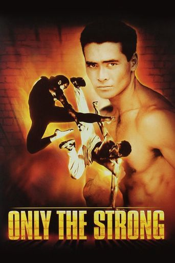 Only the Strong Poster