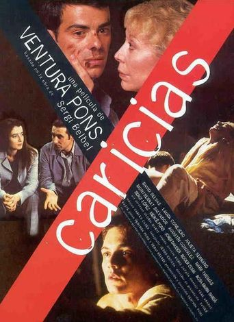 Caresses Poster