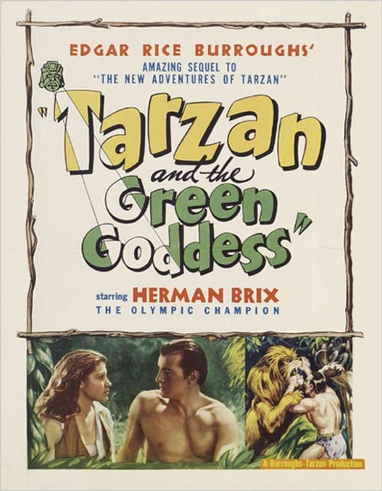 Watch Tarzan and the Green Goddess
