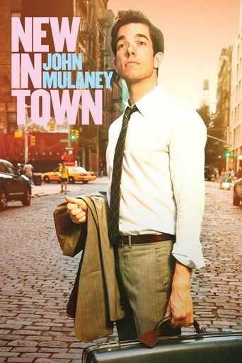John Mulaney: New in Town Poster