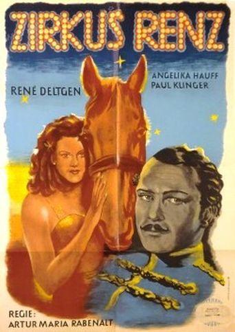Zirkus Renz Poster