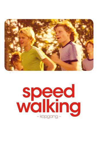 Speed Walking Poster