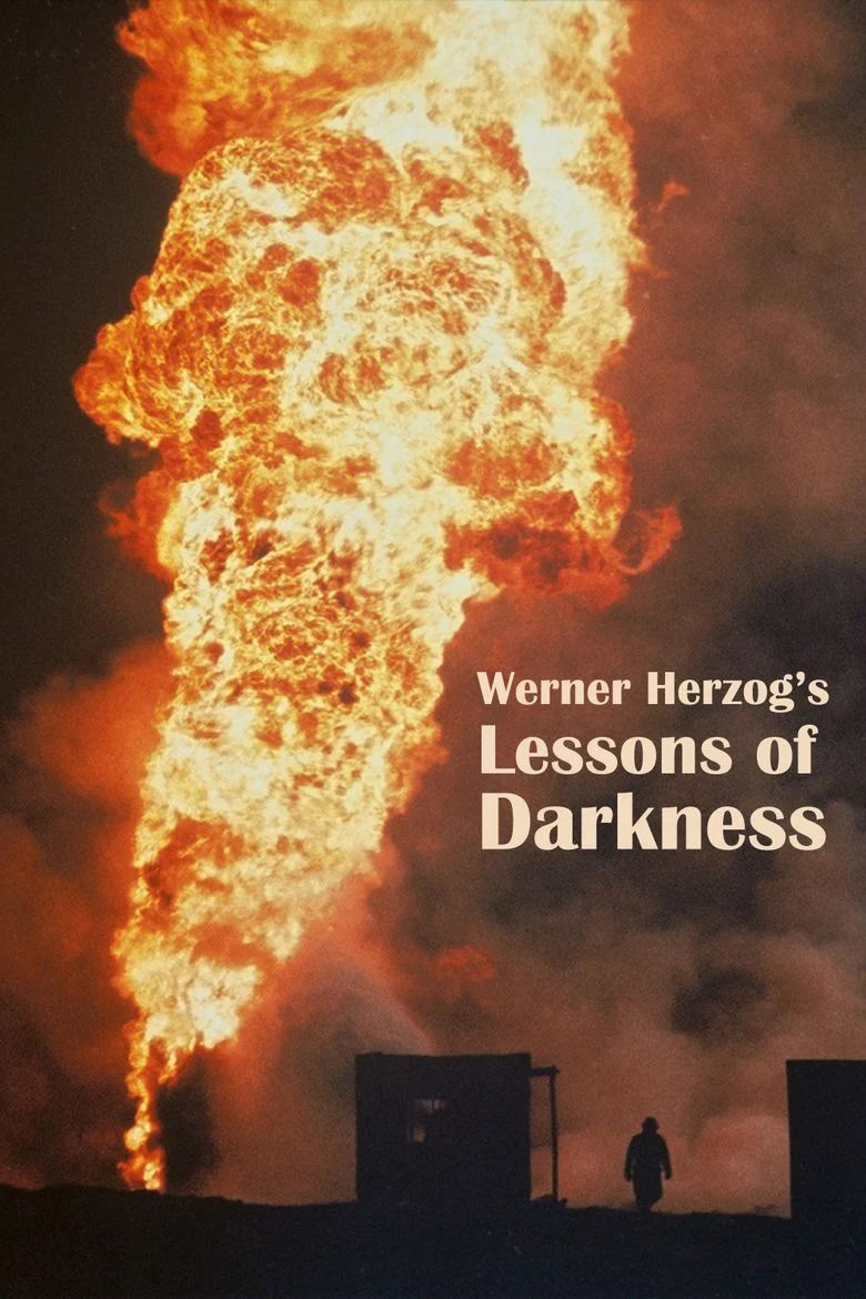 Lessons of Darkness Poster
