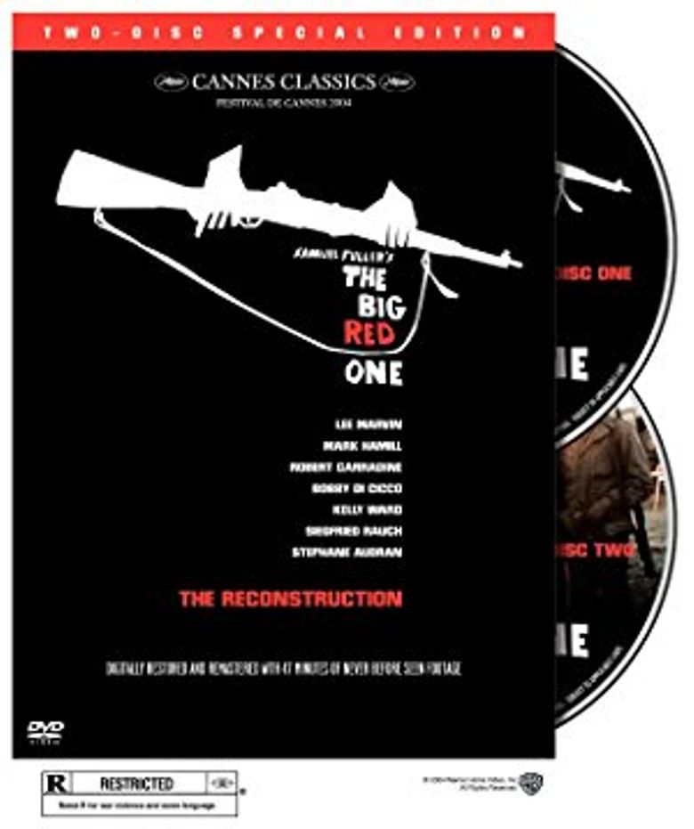 The Real Glory: Reconstructing 'The Big Red One' Poster
