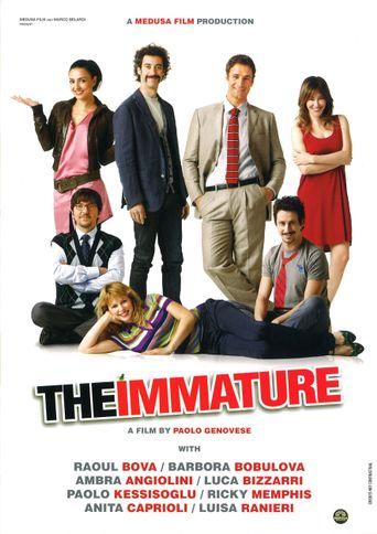 The Immature Poster
