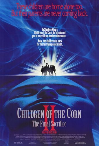Children of the Corn II: The Final Sacrifice Poster