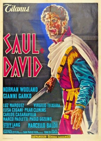 Saul and David Poster