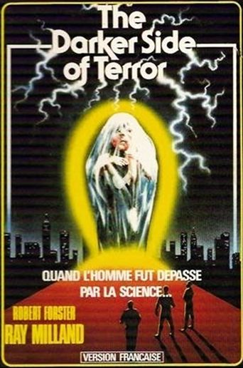 The Darker Side of Terror Poster