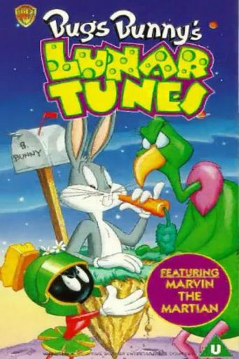 Bugs Bunny's Lunar Tunes Poster