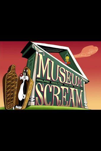 Museum Scream Poster