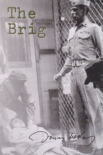 The Brig Poster
