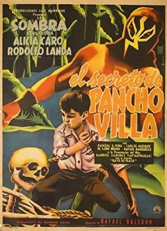 El Secreto De Pancho Villa Poster