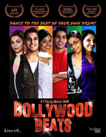 Bollywood Beats Poster