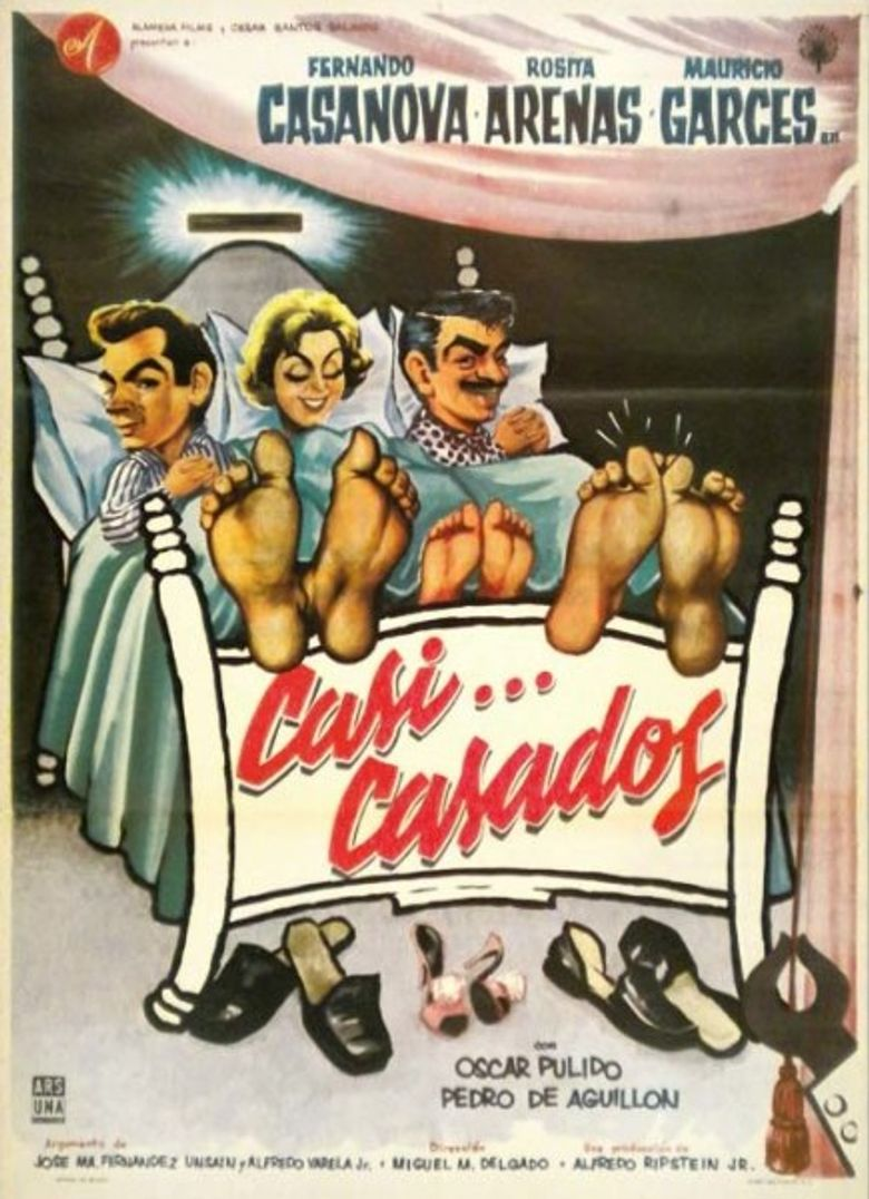 Casi Casados Poster