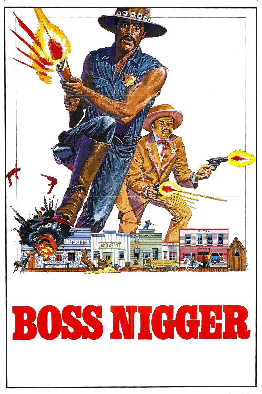 Boss Nigger Poster