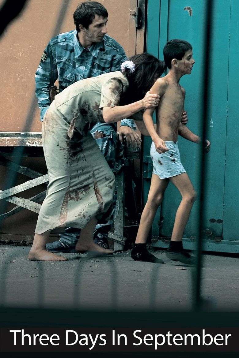 Beslan: Three Days in September Poster