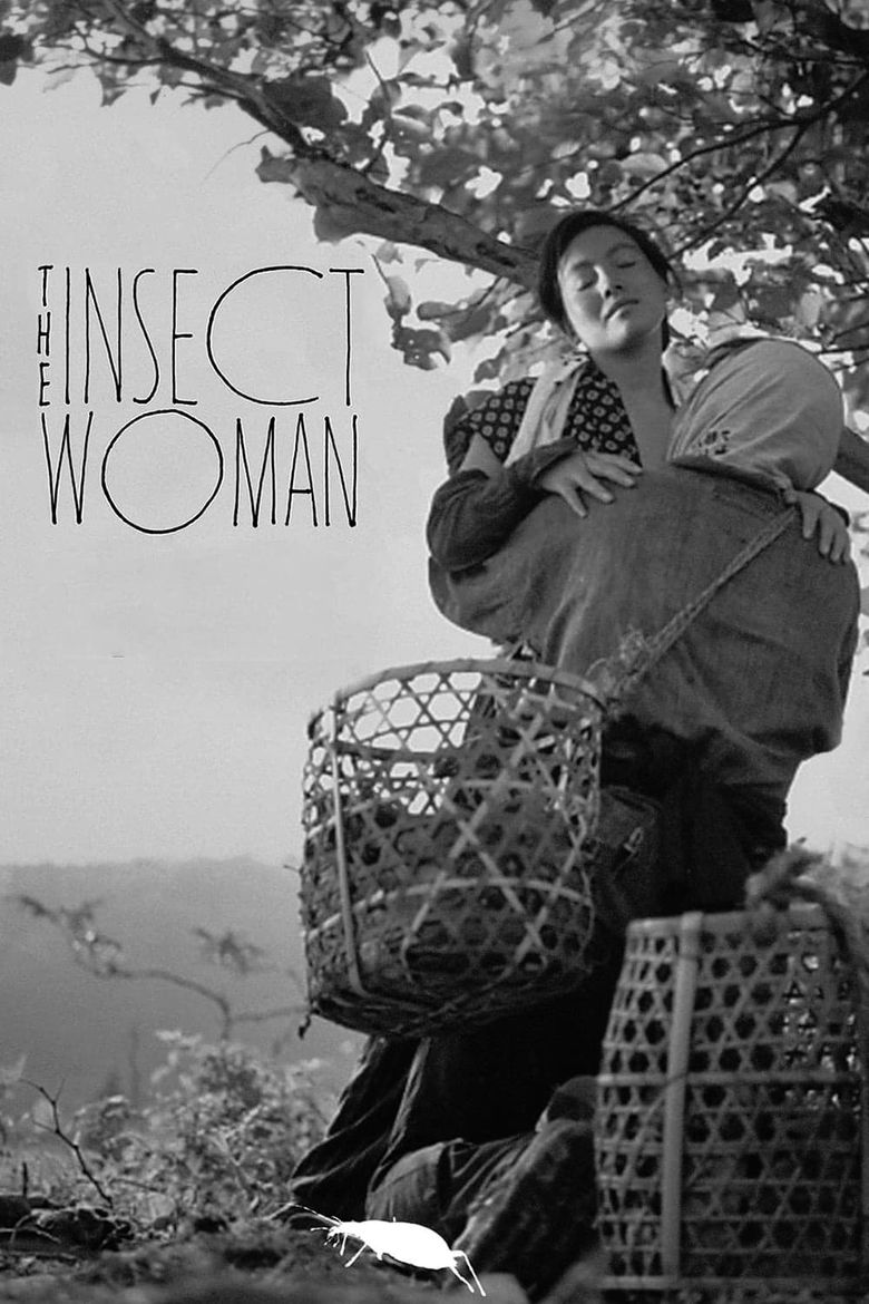 The Insect Woman Poster