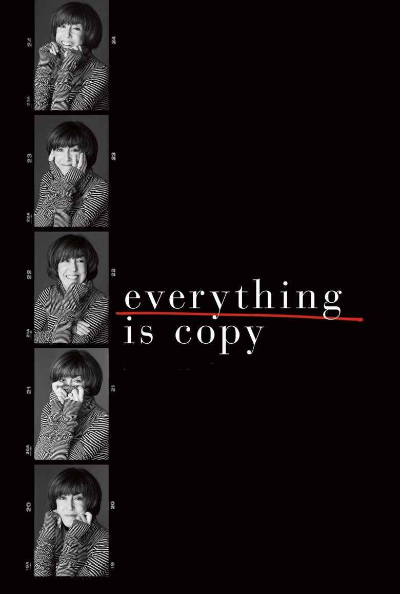 Everything Is Copy Poster