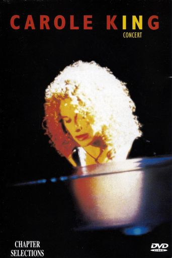 Carole King: In Concert Poster