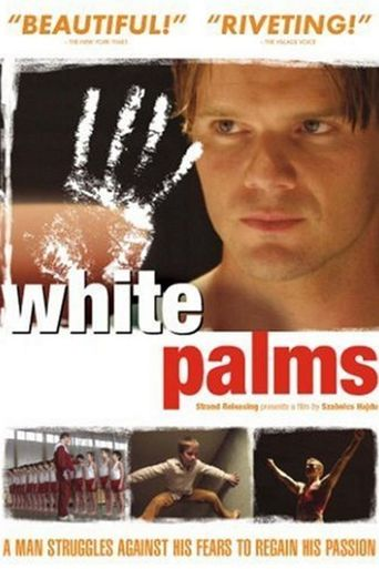 White Palms Poster