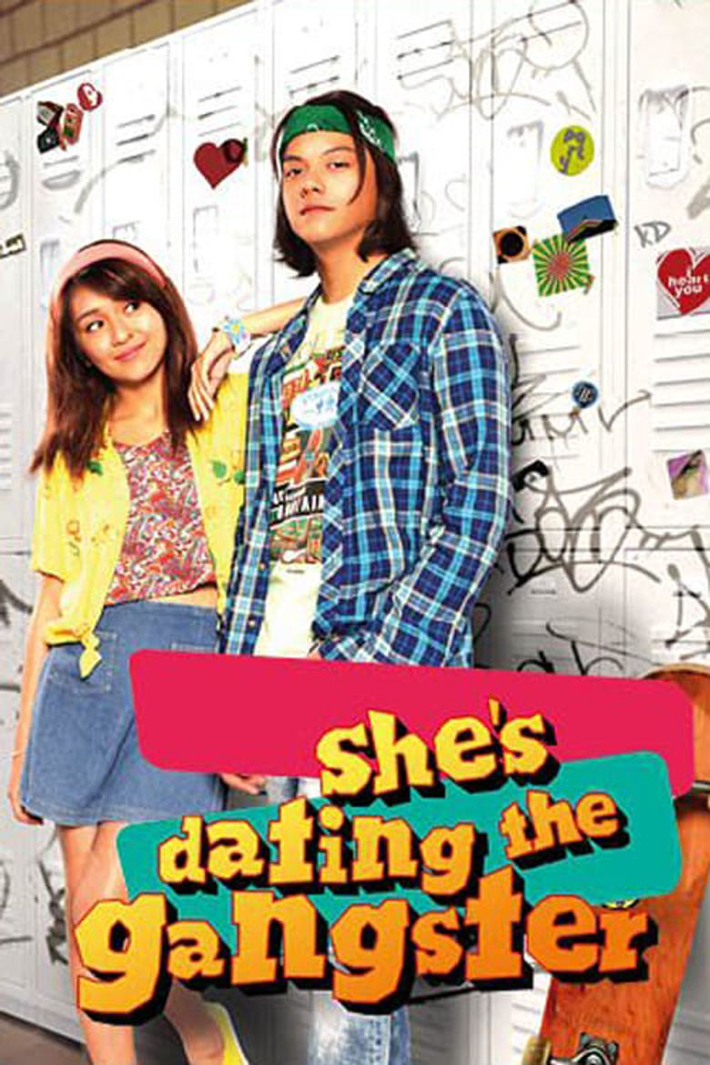 She's Dating the Gangster Poster