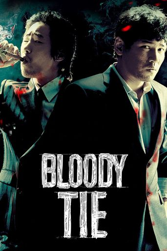 Bloody Tie Poster