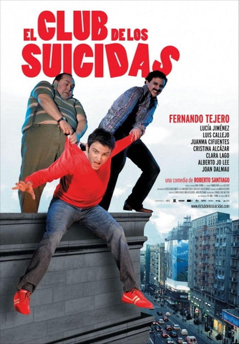 The Suicide Club Poster