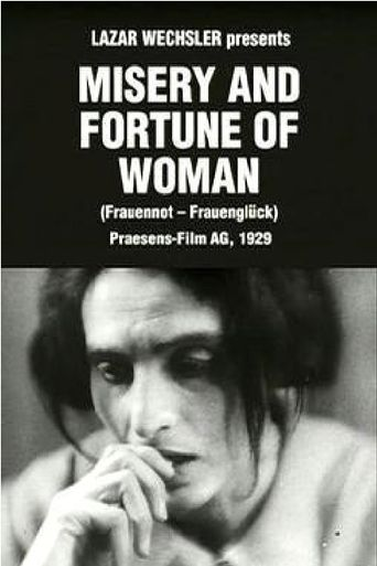 Frauennot - Frauenglück Poster