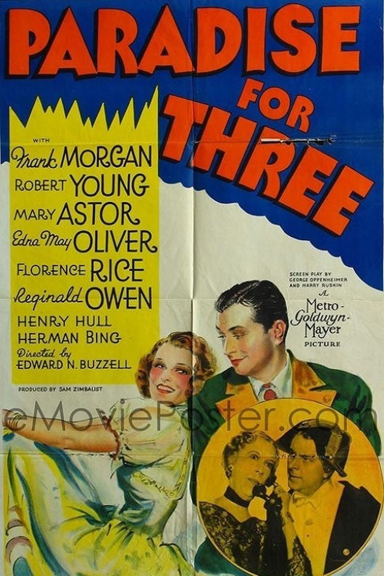 Paradise for Three Poster