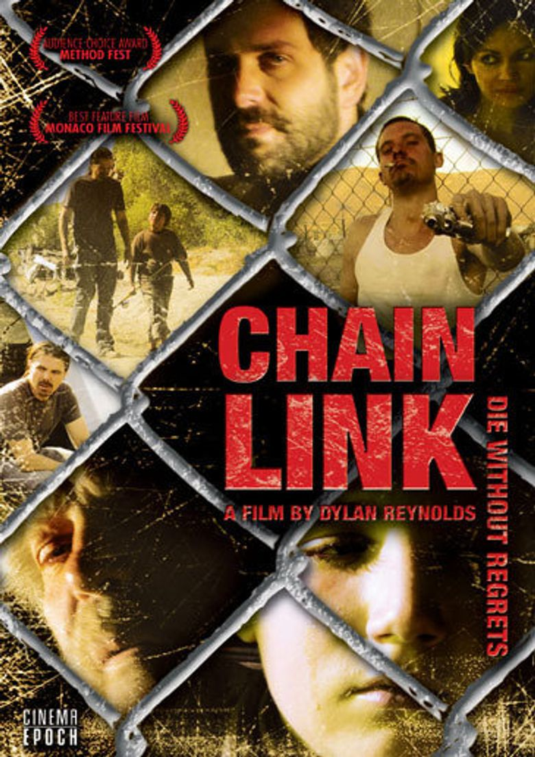 Chain Link Poster