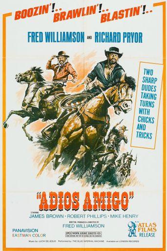 Adiós Amigo Poster