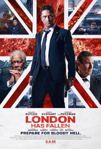 Watch London Has Fallen