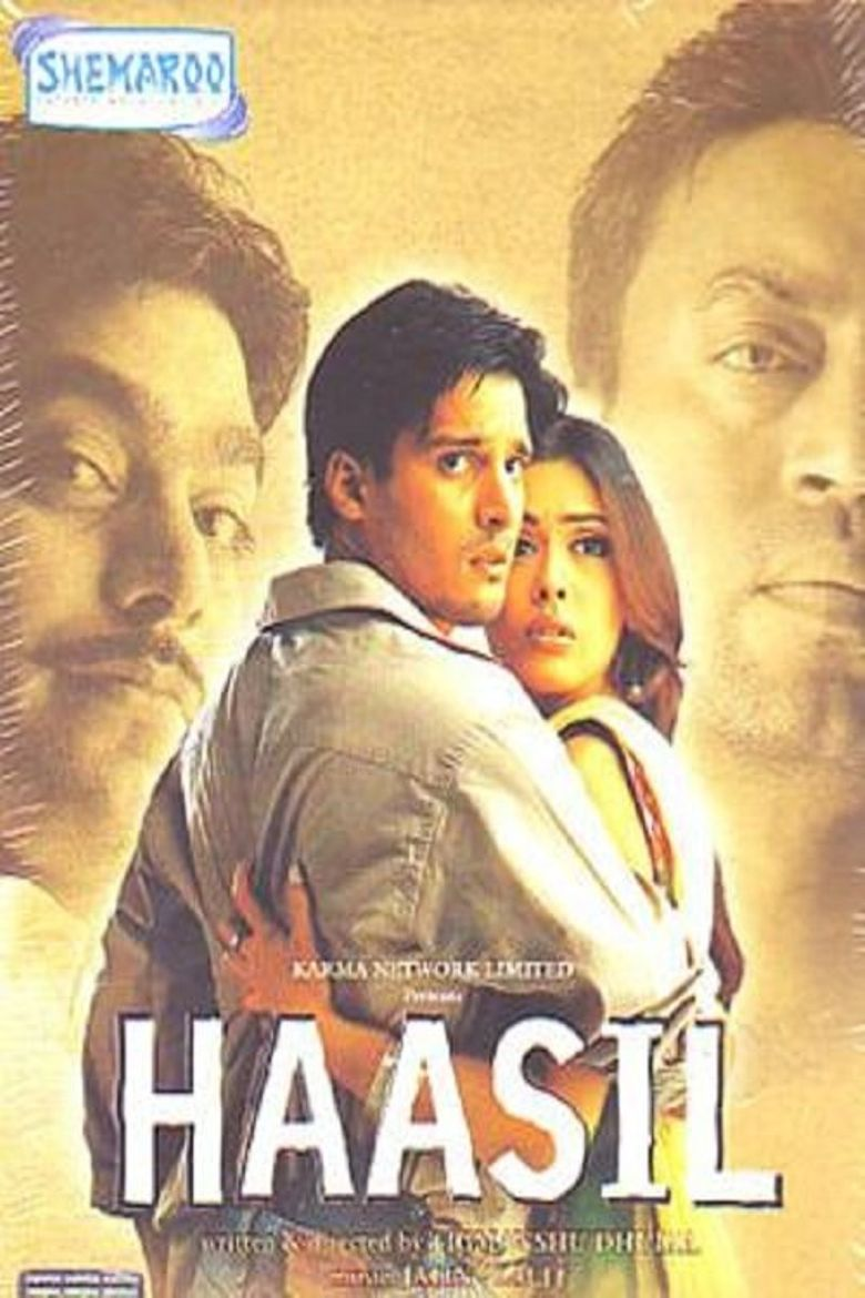 Haasil Poster