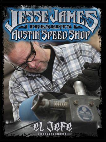 Jesse James Presents: Austin Speed Shop - Headers Poster