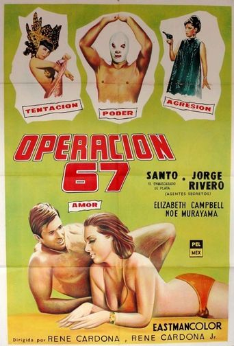 Operation 67 Poster