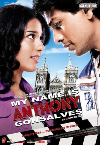My Name Is Anthony Gonsalves Poster