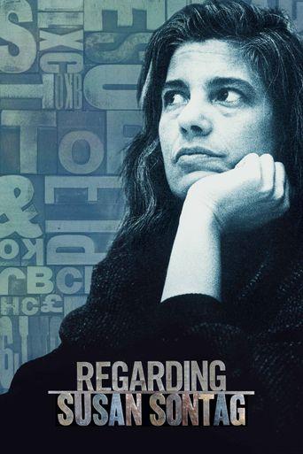 Regarding Susan Sontag Poster