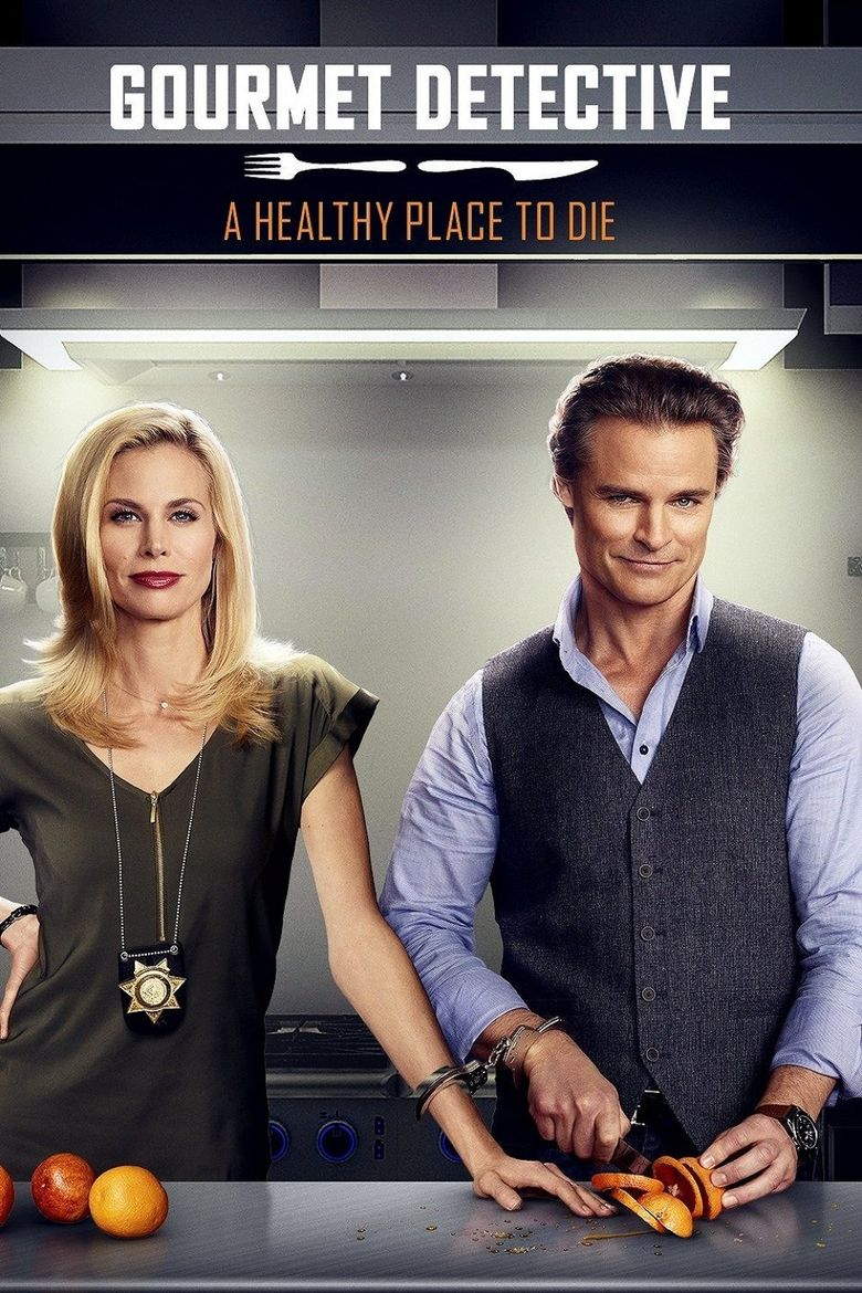 Gourmet Detective: A Healthy Place to Die Poster