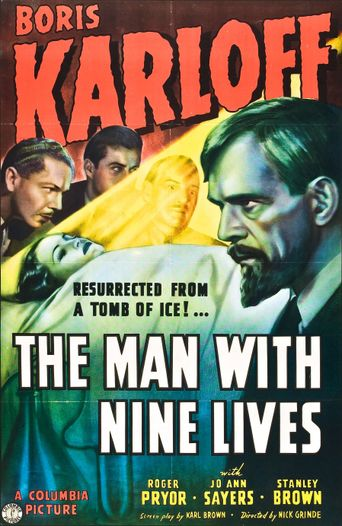 Watch The Man with Nine Lives