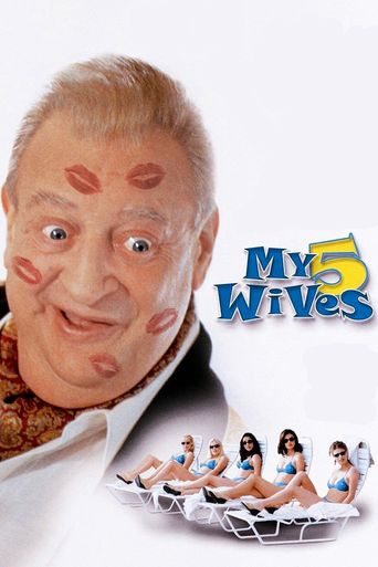 My 5 Wives Poster