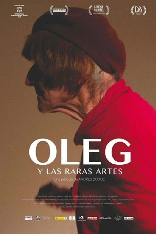 Oleg and the Rare Arts Poster