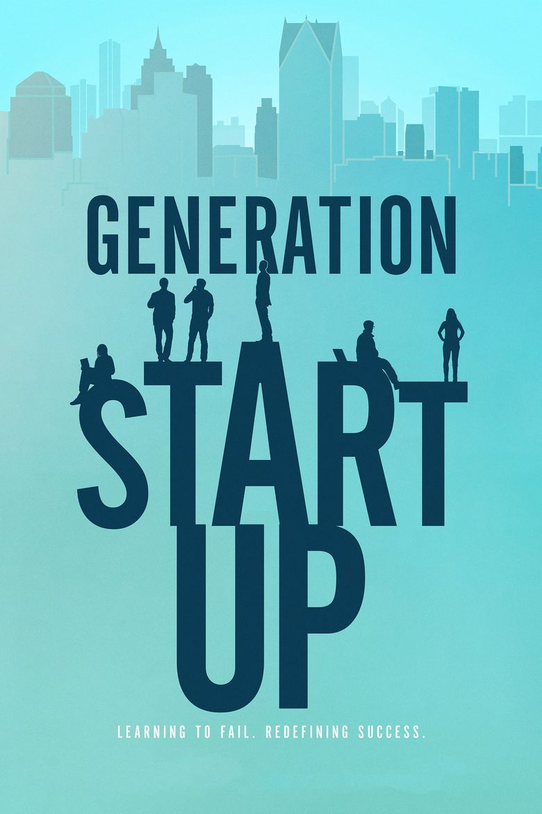Generation Startup Poster