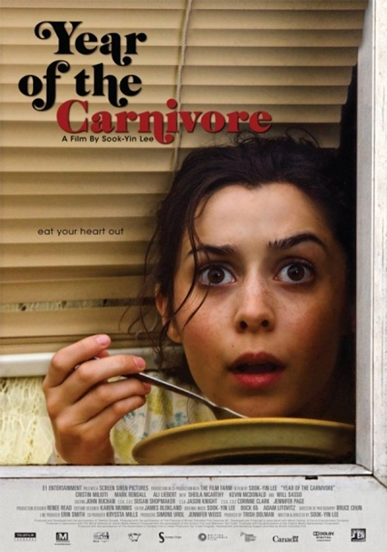 Year of the Carnivore Poster
