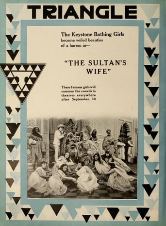 The Sultan's Wife Poster