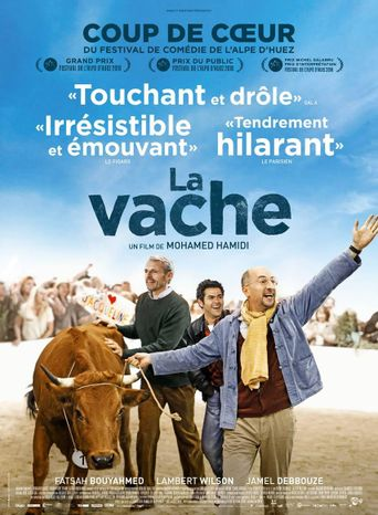 One Man and his Cow Poster