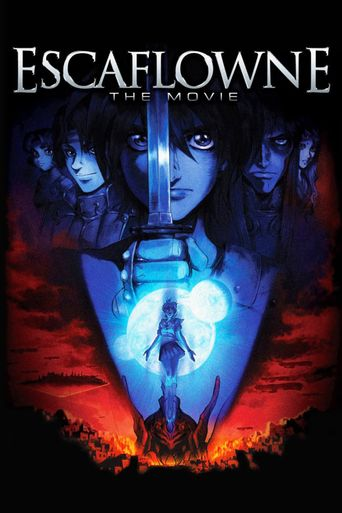 Escaflowne: The Movie Poster
