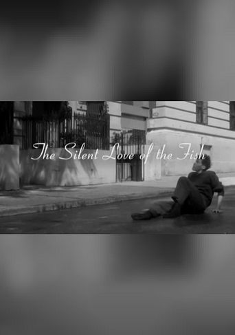 The Silent Love of the Fish Poster