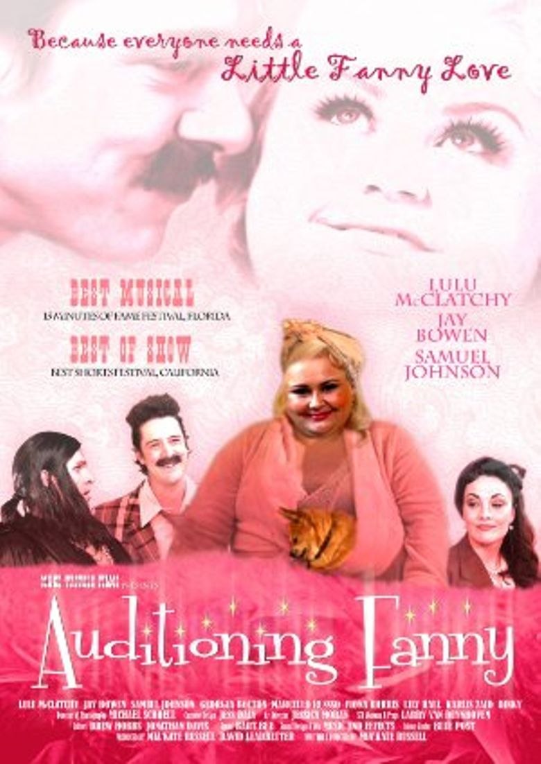 Auditioning Fanny Poster