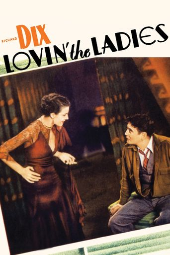 Lovin' the Ladies Poster
