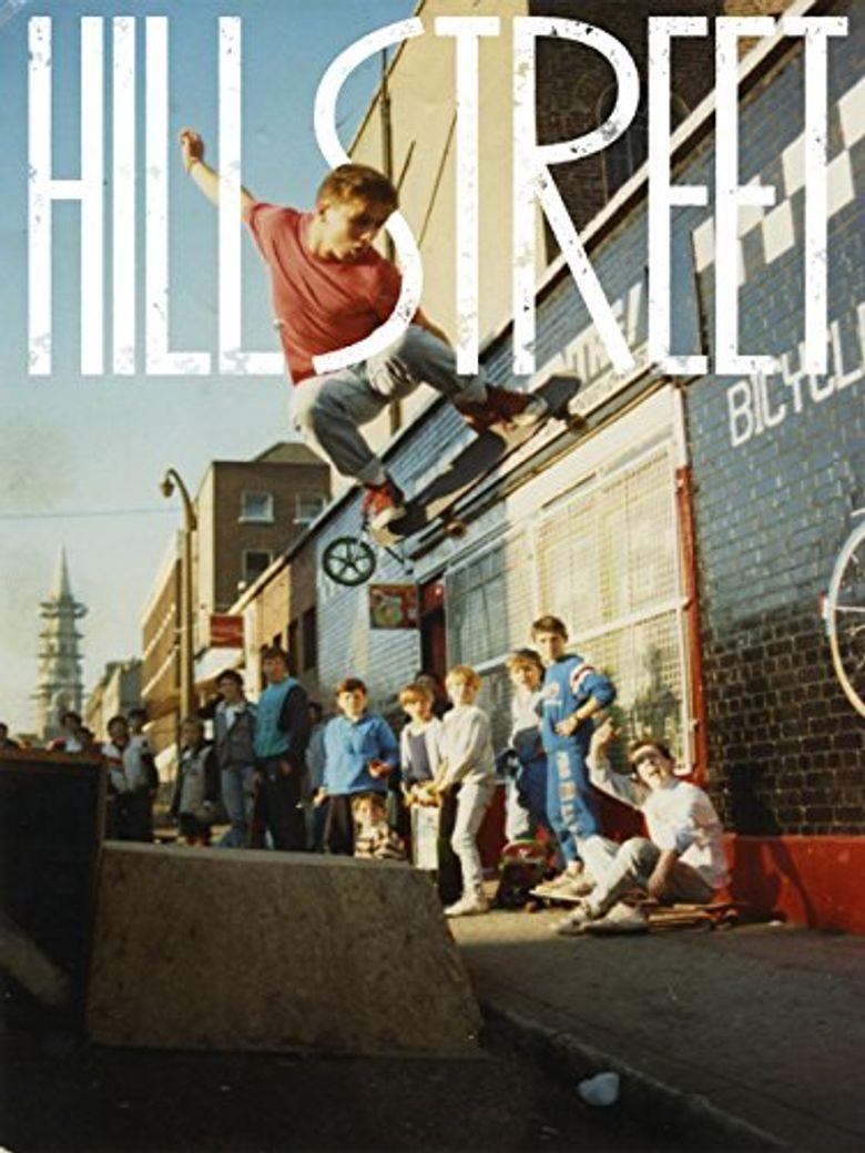 Hill Street Poster